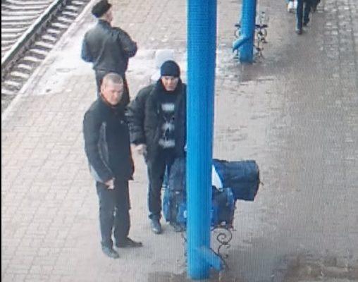 Милиция разыскивает двух мужчин, приехавших в Барановичи поездом (видео)
