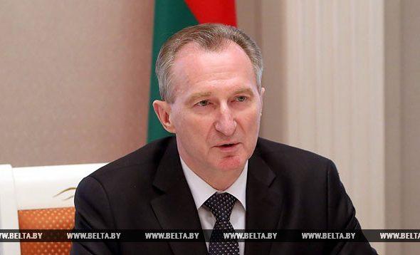 У Александра Лукашенко новый помощник