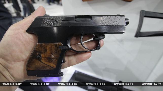 Как выглядит новый белорусский пистолет и чем он круче российского аналога