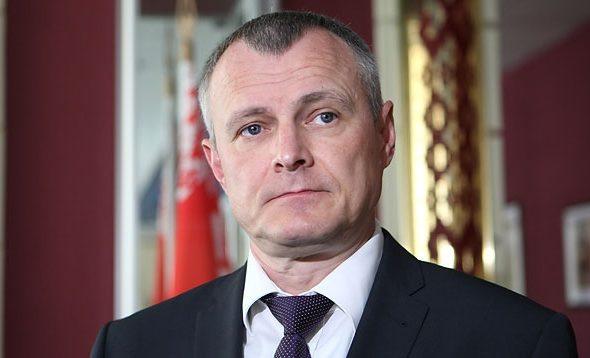 Глава МВД прокомментировал увольнение кричевских милиционеров и раскритиковал «треп в интернете»