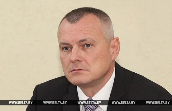 Министр МВД Беларуси: Жалоба кричевских милиционеров рассмотрена, ситуация локализирована