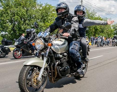 На байк-фестивале «Брест-2017» ГАИ задержала 22 пьяных мотоциклиста