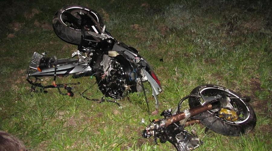 В Логойском районе в результате ДТП погиб мотоциклист