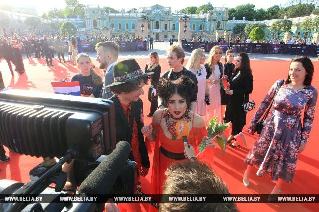 Как в Киеве прошло открытие «Евровидения-2017»