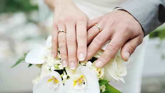 В Барановичах в апреле было зарегистрировано вдвое больше браков, чем в апреле 2016-го