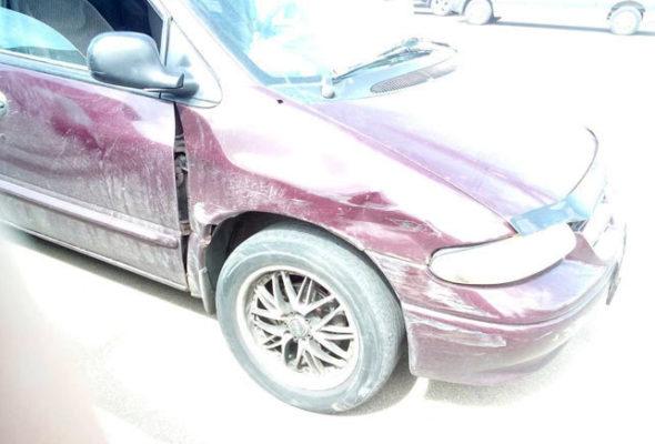 Два автомобиля с пьяными водителями столкнулись в Минске