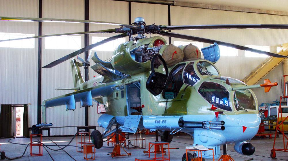 Барановичский авиаремонтный завод и холдинг «Вертолеты России» подписали два контракта