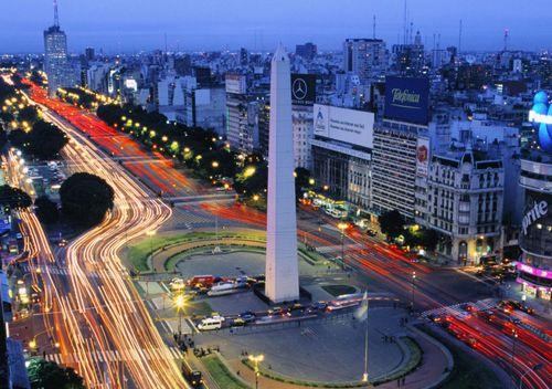 Аргентина отменила для белорусов визы