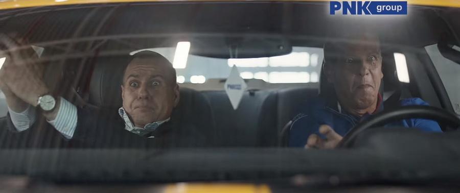 Звезда фильма «Такси» Сами Насери снялся в российском рекламном ролике