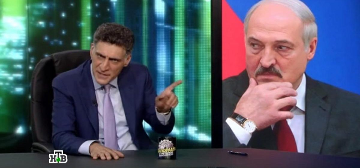 НТВ продолжает шутить над Лукашенко