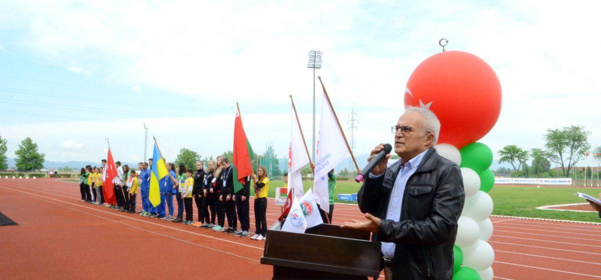 Барановичские легкоатлеты – среди призеров международной матчевой встречи