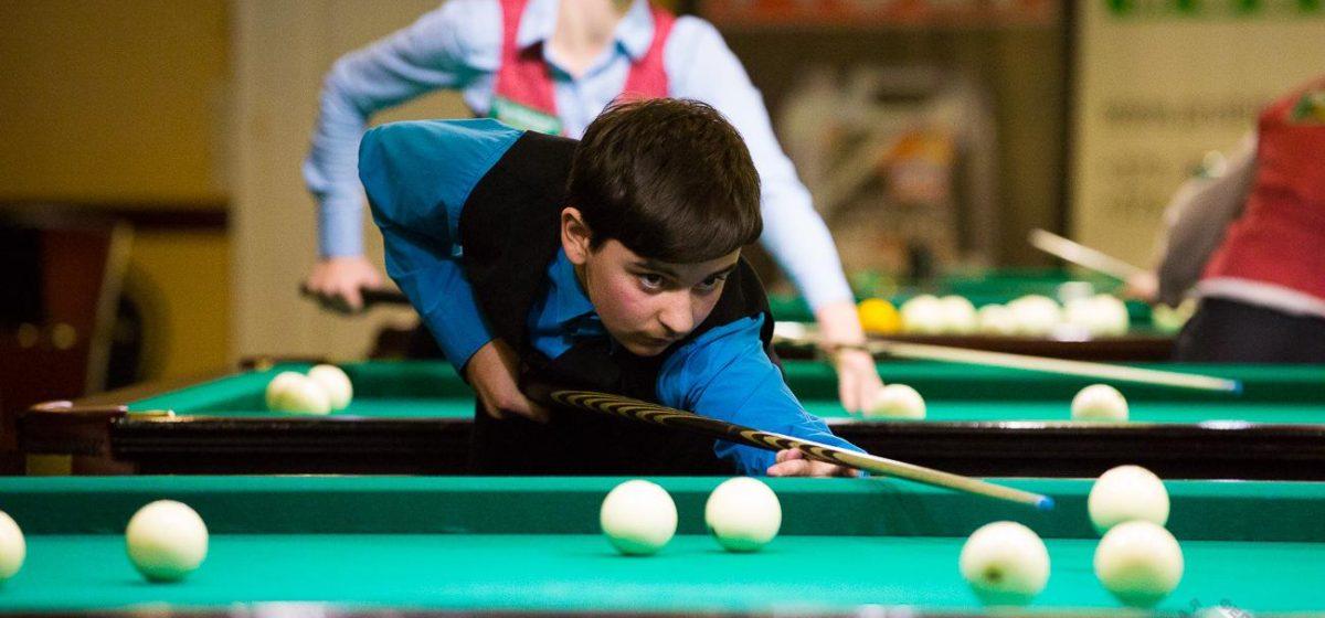 Бильярдист из Барановичей обыграл чемпиона мира на международном турнире