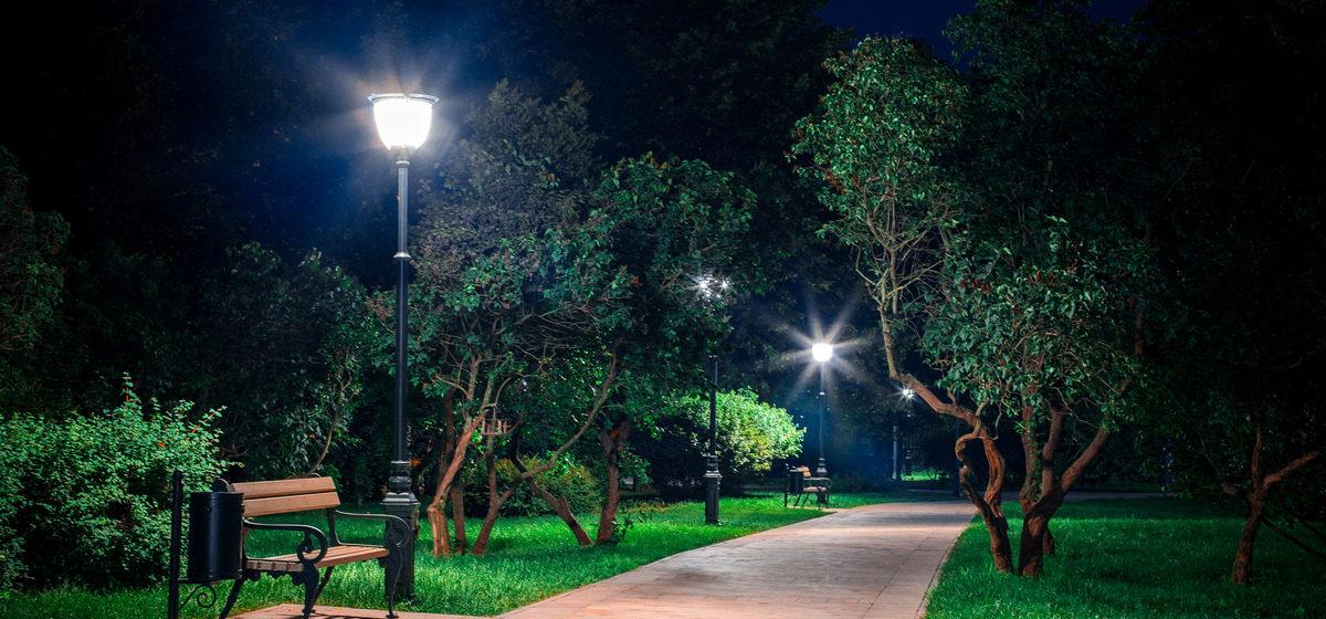 Почему в Барановичском районе не горят фонари