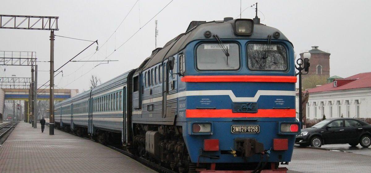 В Барановичах за 4 месяца оштрафовали 281 человека за переход ж/д путей в неустановленных местах