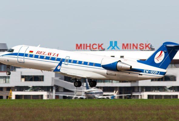 Рейсы из Беларуси с 15 мая переводятся в международные секторы российских аэропортов