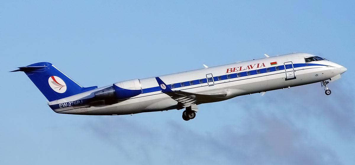 Россия перенаправит авиарейсы из Беларуси в международные терминалы