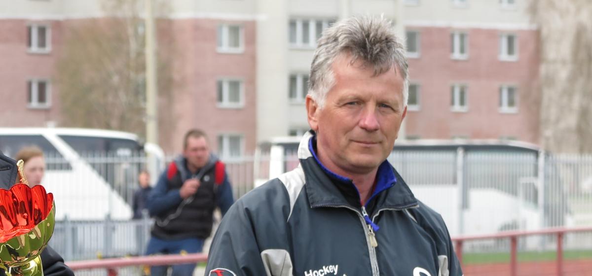 Родоначальнику барановичского хоккея на траве исполняется 55 лет