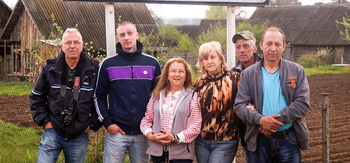 Испанец с барановичскими корнями: «В Беларуси мы обрели семью, которой у нас никогда не было»