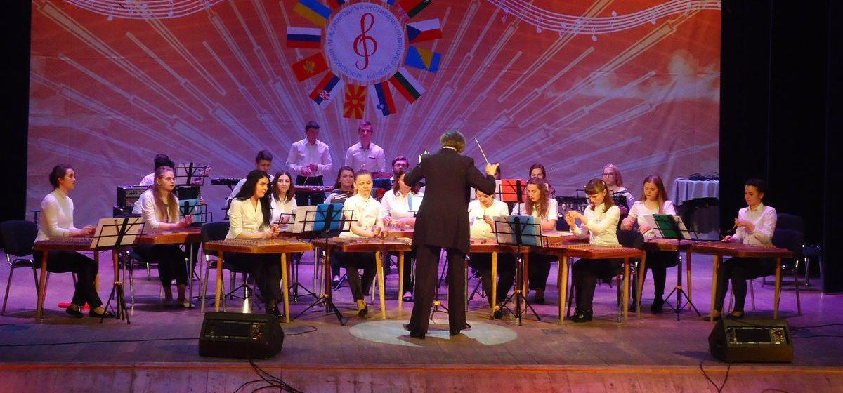 Барановичские музыканты привезли Гран-при с Международного московского фестиваля
