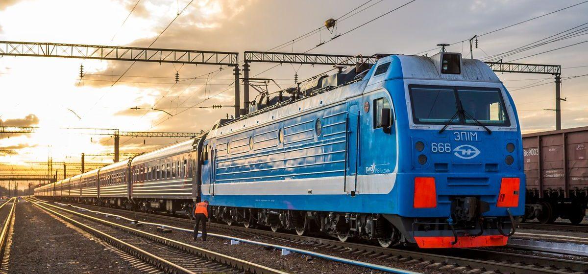 В первом квартале 2017 года на Барановичском участке железной дороги погибли 3 человека