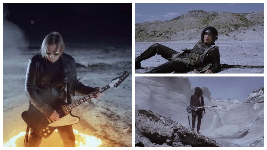 Группа «Би-2» презентовала свой новый клип на песню «Летчик»