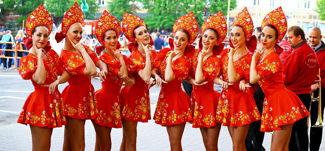 Фоторепортаж с церемонии открытия праздника города «Барановичская весна-2017»