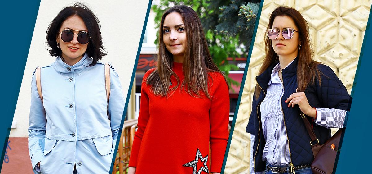 Модные Барановичи: Как одеваются мама в декретном отпуске, креативный директор и архитектор