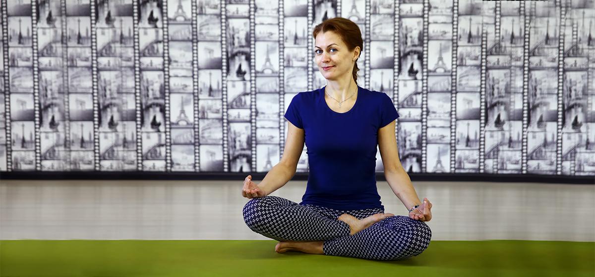 Тренер по йоге: «Люди не могут расслабиться, они привыкли спешить»