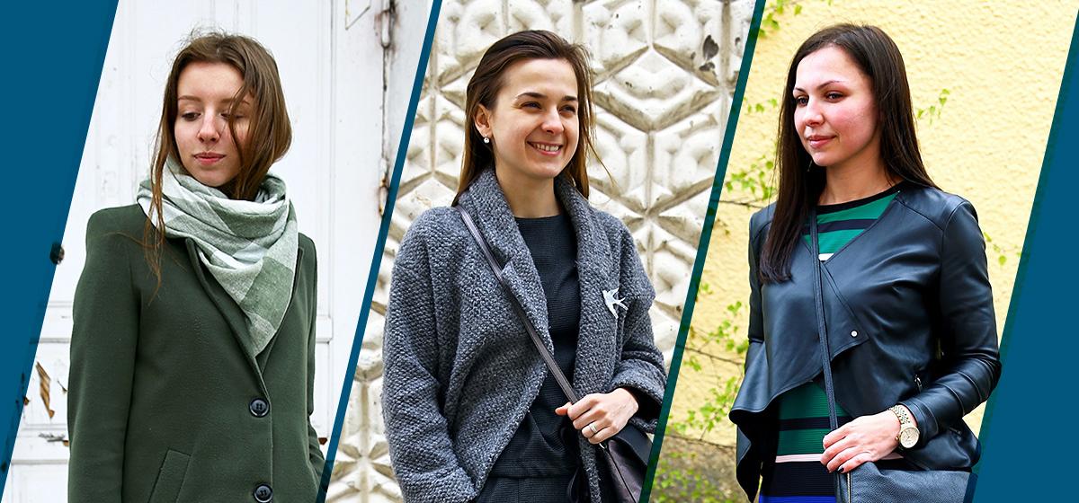Модные Барановичи: Как одеваются дизайнер, школьница и мама в декретном отпуске