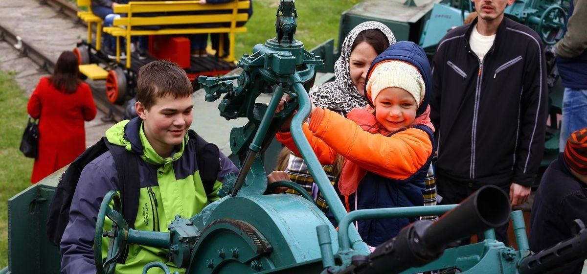 В Барановичах в Международный день музеев можно будет увидеть редкие железнодорожные фонари