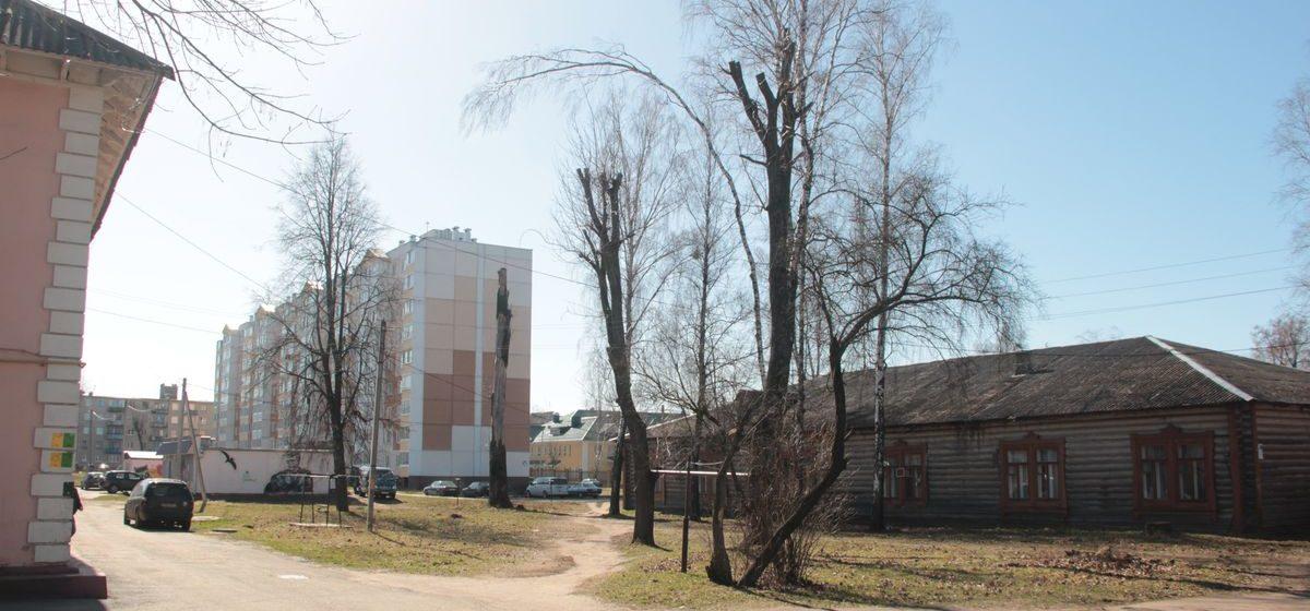 В Барановичах подвели итоги обсуждения проекта многоквартирной застройки улицы Свердлова