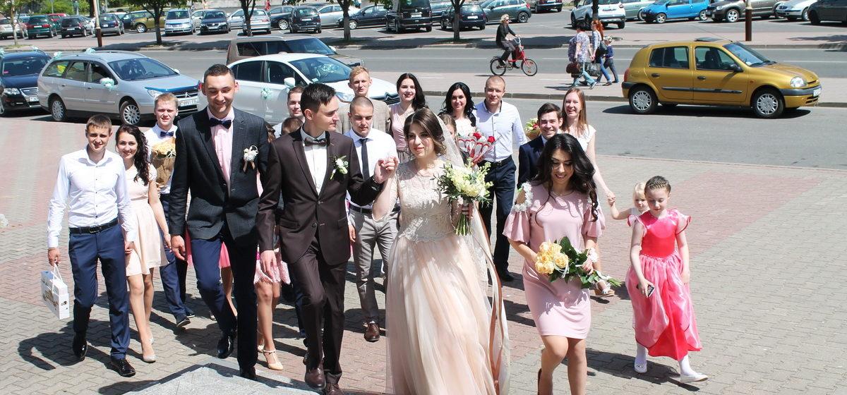 Свадебная пара недели: Евгений и Алина