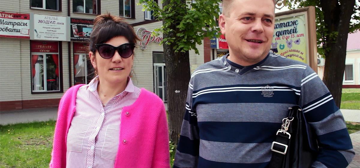 Видеоопрос: Что бы вы хотели пожелать Барановичам накануне праздника города?
