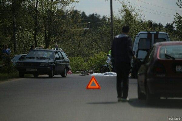 В Гродно в ДТП с трактором погиб ребенок