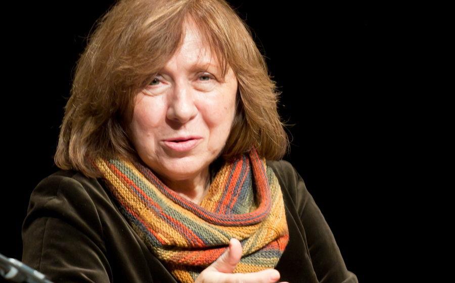 Лауреат Нобелевской премии из Беларуси Алексиевич получила еще одну премию