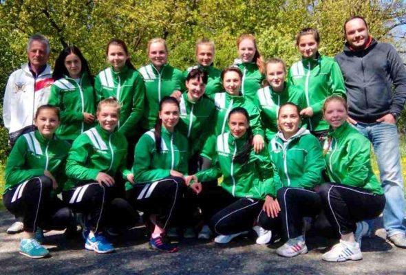 Хоккеистки «Текстильщика-БарГУ» оформили путевку в плей-офф чемпионата страны