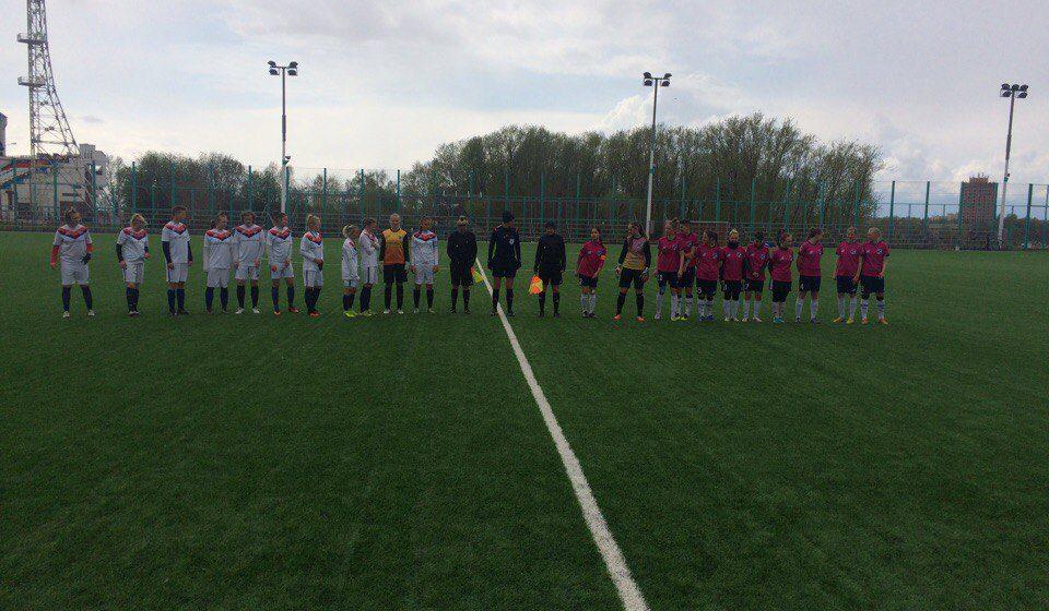 Барановичские футболистки завоевали бронзу на республиканском турнире