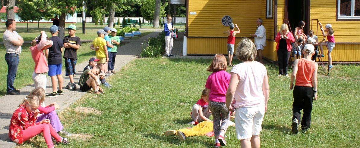 В детских лагерях Брестской области планируют установить системы видеонаблюдения
