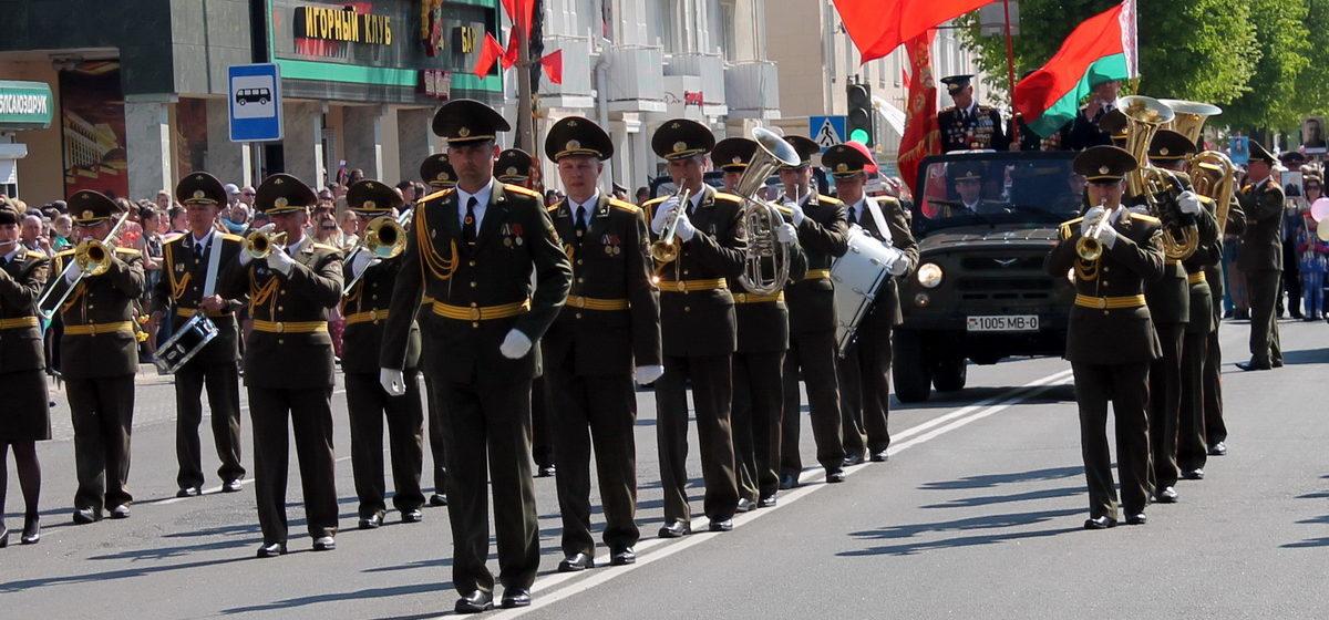 Программа празднования Дня Победы в Барановичах