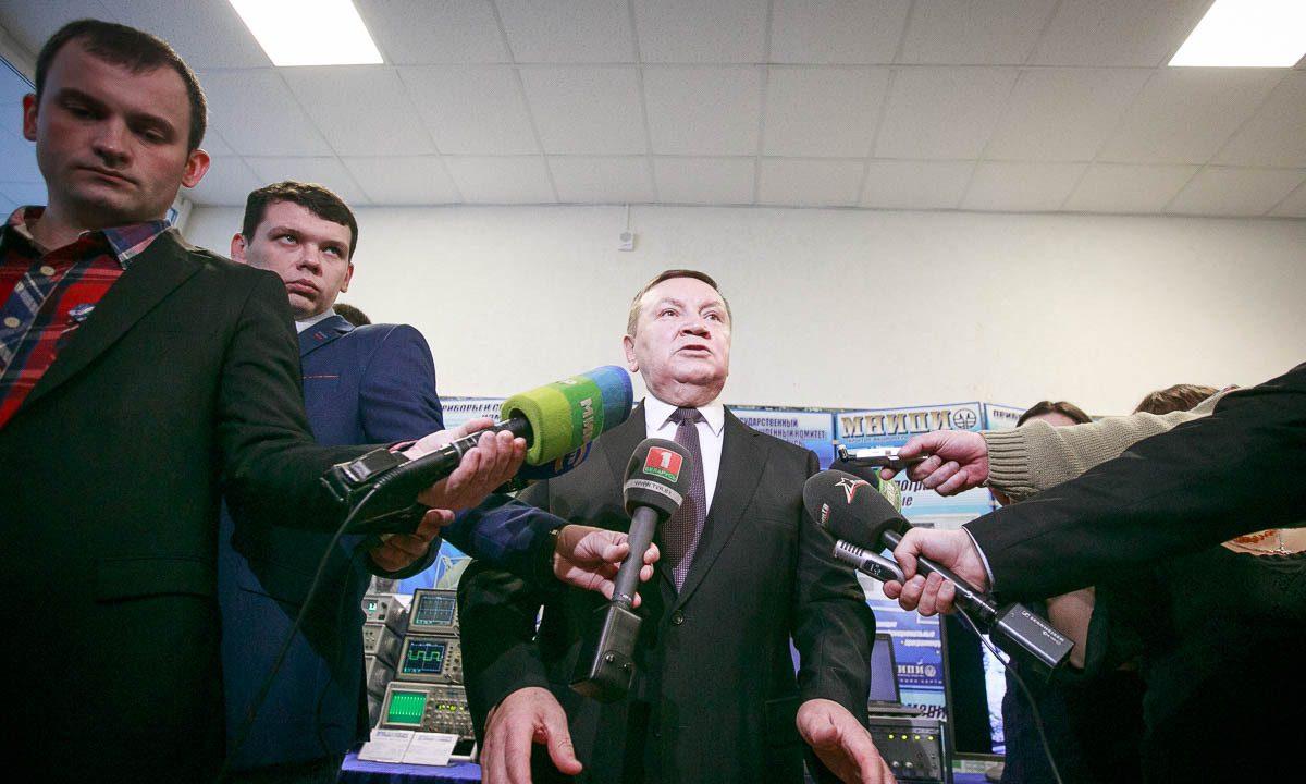 В год Беларусь продает оружия на миллиард долларов