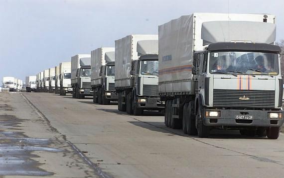 Беларусь отправит в Украину гуманитарную помощь