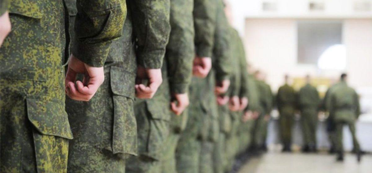 В барановичской части солдат неожиданно потерял сознание и впал в кому