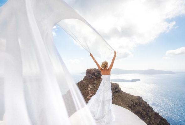 Свадебное платье – наряд из вашей мечты