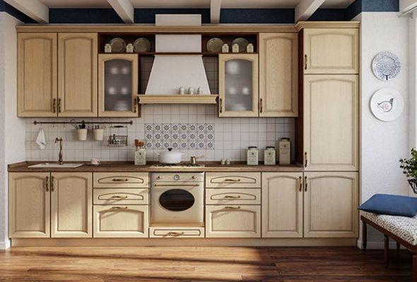 Надежные и красивые фасады для вашей кухни