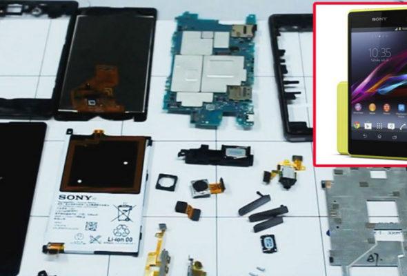 Качественный и надежный ремонт Sony Xperia