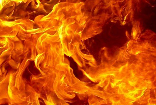 В поезде «Минск-Брест» загорелся тамбур