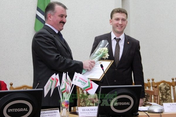 Александр Шавлюга (слева). Фото: nn.by