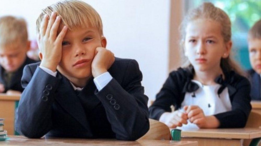 В Минобразования заявили, что, по санитарным нормам, лучшее время начала занятий – это 9 утра