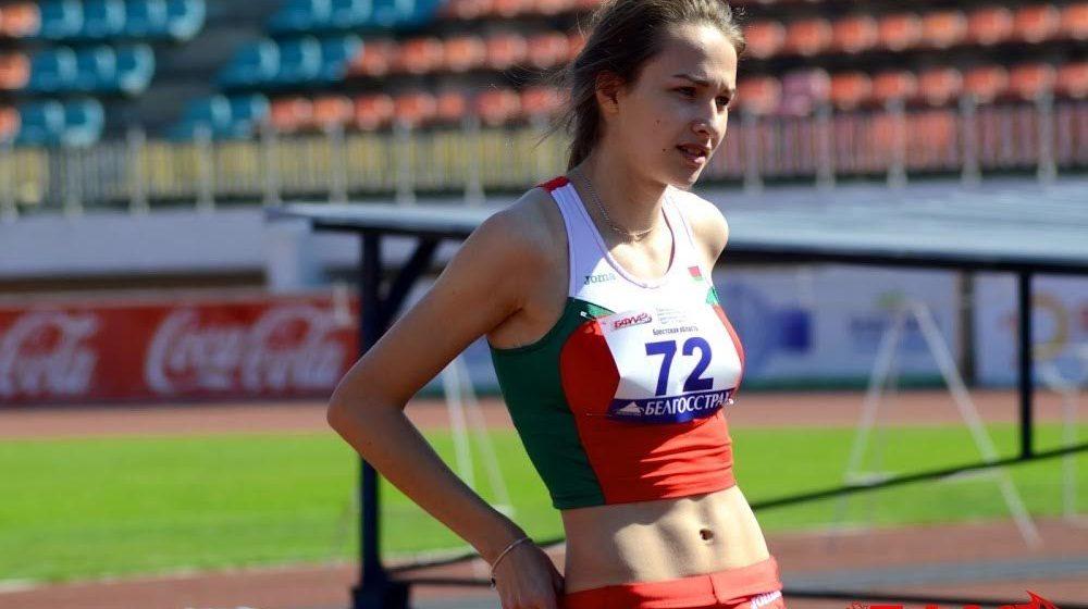 Юная барановичская легкоатлетка пробилась на чемпионат мира