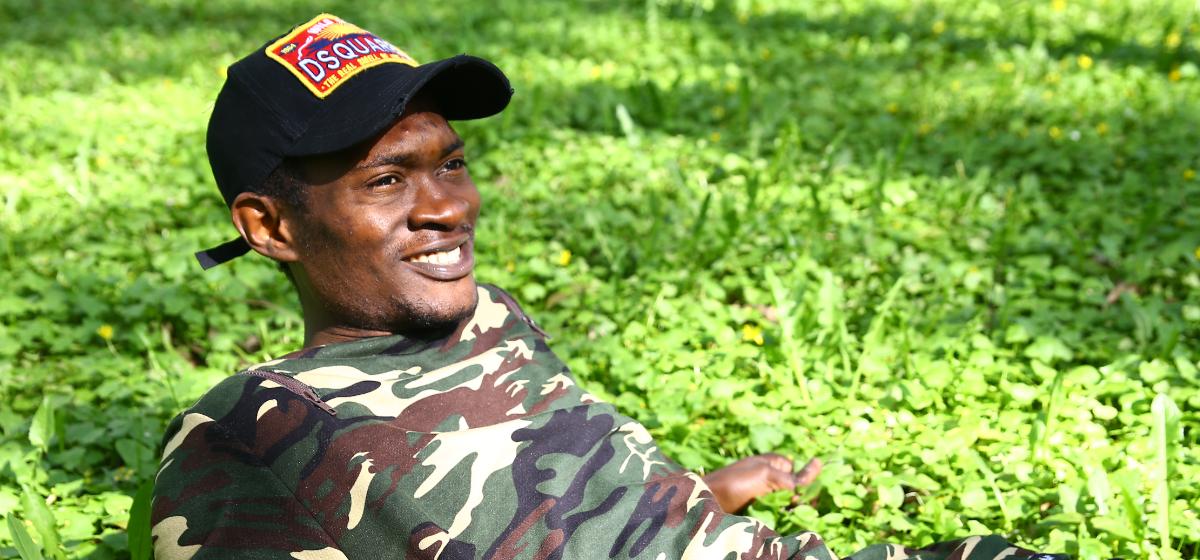 Житель Камеруна о жизни в Барановичах: «Впервые увидел блондинок и попробовал оливье»